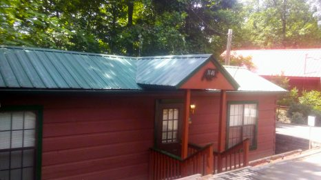 Cuddle-Up 1 Bedroom Log Cabin cover photo in Gatlinburg - Pigeon Forge Tennessee